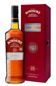 1989 Bowmore 23 yo